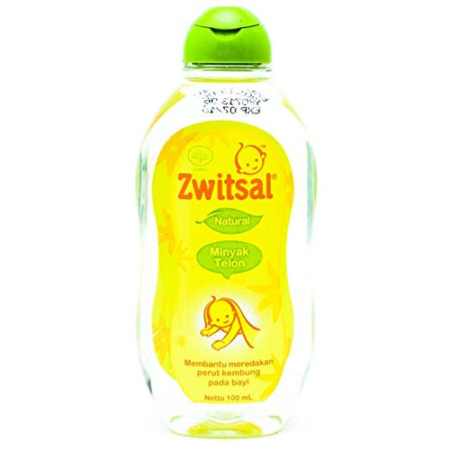 Zwitsal Minyak Telon Oil, 100 Ml