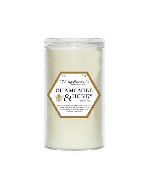 Chamomile/Honey Candle