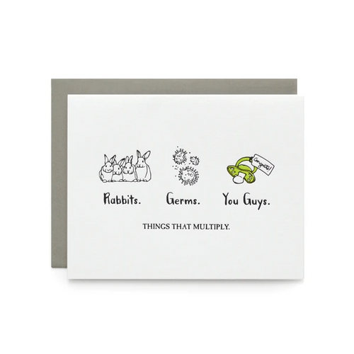 Multiply Baby Card