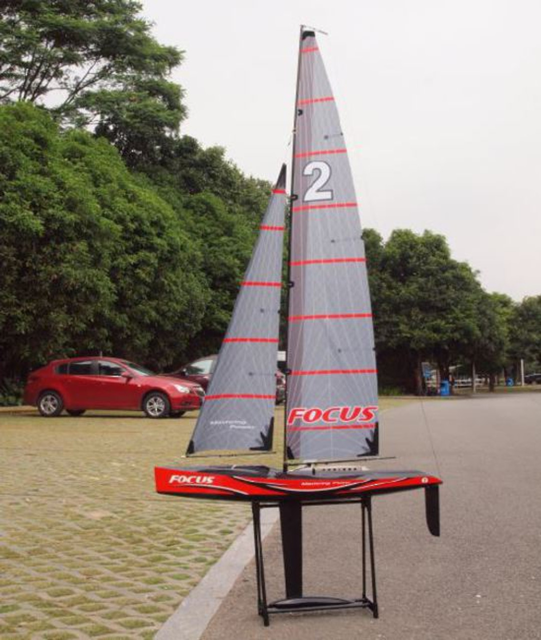 Rc Sailboat Parts
