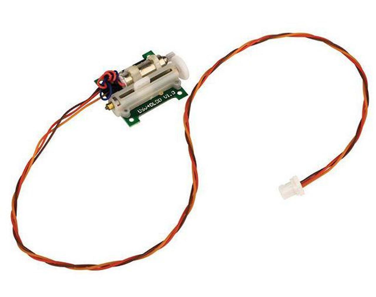 SPMSH2025L Spektrum RC 2.0 Gram Linear Long Throw Servo w//15mm Lead