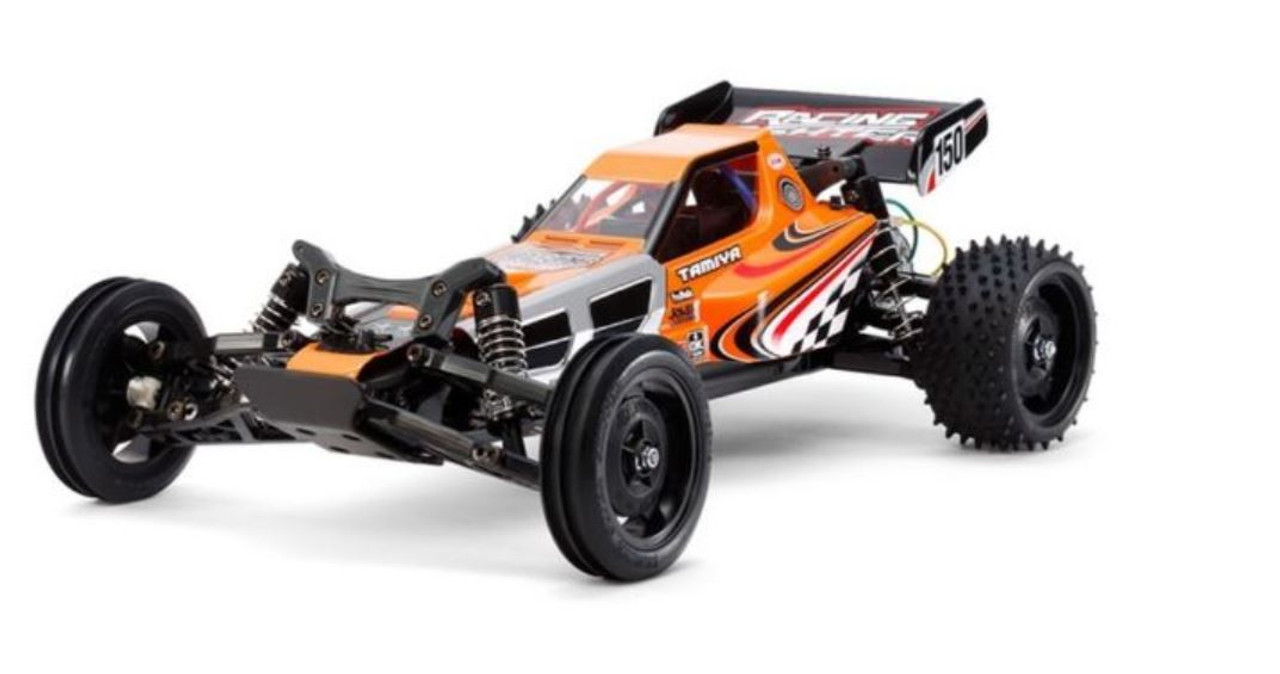 Tamiya 1/10 DT03 Racing Fighter Off Road Buggy Kit