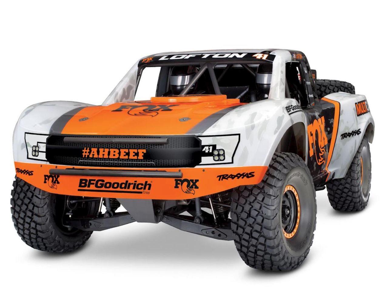 Traxxas 85076-4 Unlimited Desert Racer 4WD RC Race Truck