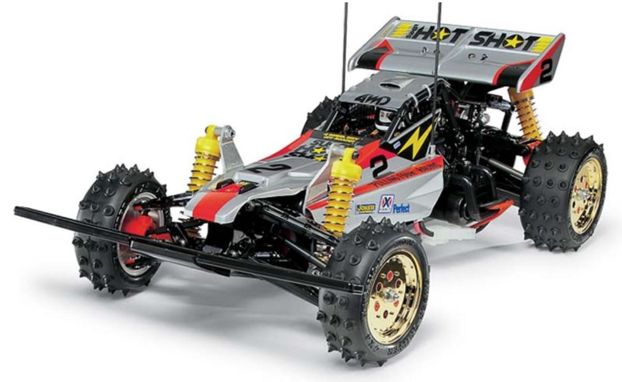Tamiya 1/10 Super Hotshot 2012 4WD RC Buggy Kit