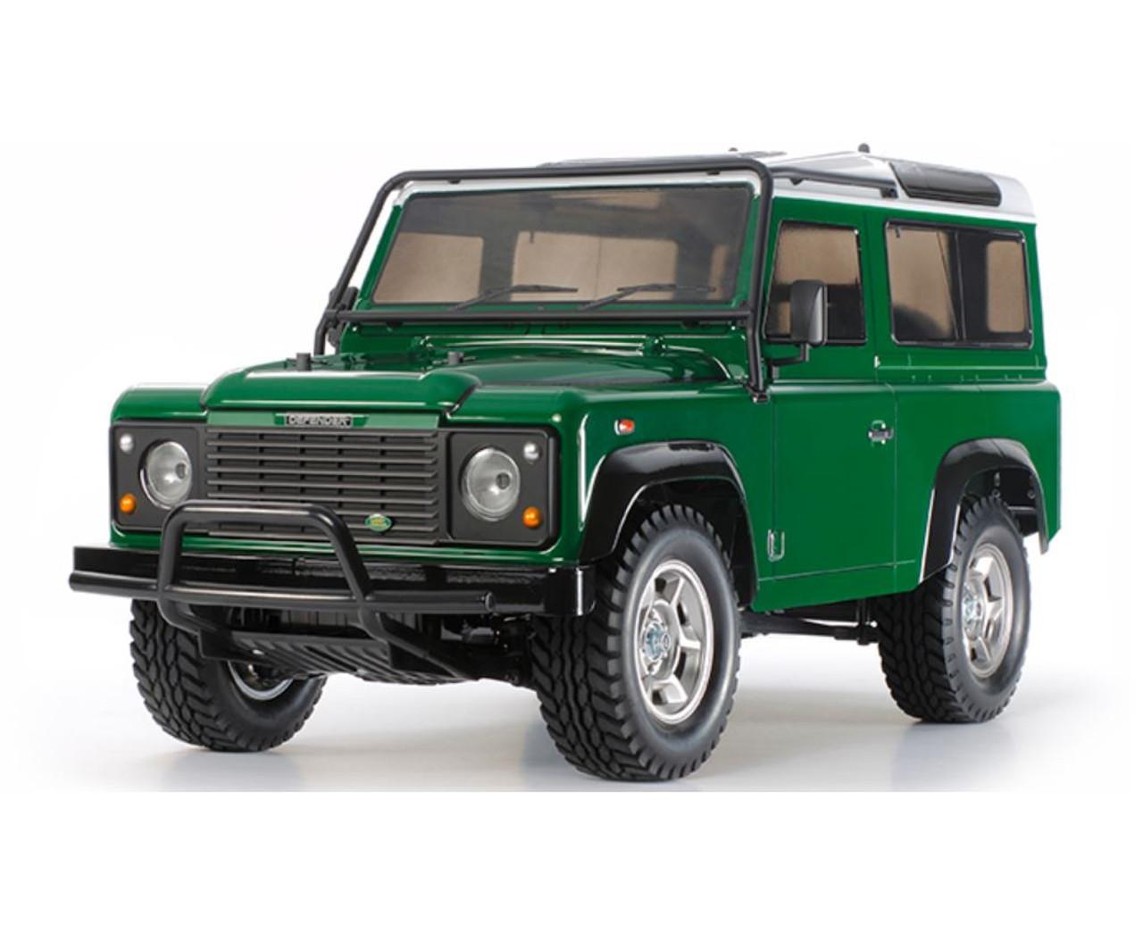 Tamiya 1/10 CC-01 Land Rover Defender 90 RC Car Kit