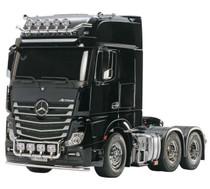 Tamiya 1//14 Truck Merc Side Decal Star Badge Mercedes