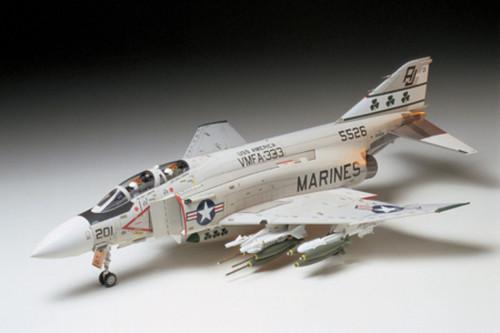 Tamiya 60308 1/32 McDonnell Douglas F-4J Phantom II Marines