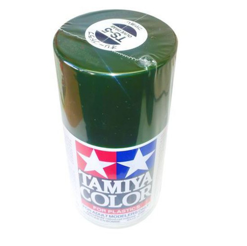 TS-5 Tamiya 100ml Spray Paint: Olive Drab