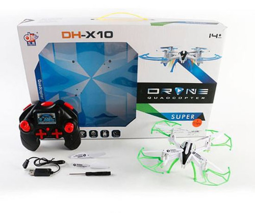 DH-X10 2.4G Ready to Fly RC Drone