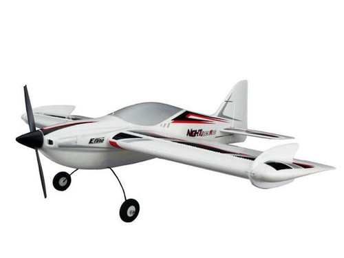 E-Flite EFL7150 NIGHT VisionAire BNF Basic with SAFE Technology