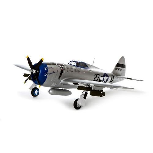 E-Flite EFL8475 P-47 Razorback 1.2m PNP