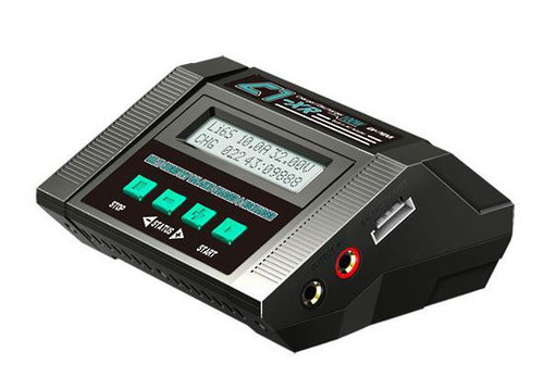 EV-Peak C1XR AC/DC 100W 10A LiPo Battery Balance Charger / Discharger