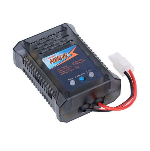 GT Power N802 2A NiMH AC Battery Charger
