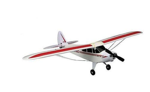 HobbyZone HBZ8100 Super Cub S RTF RC Plane with SAFE Technology