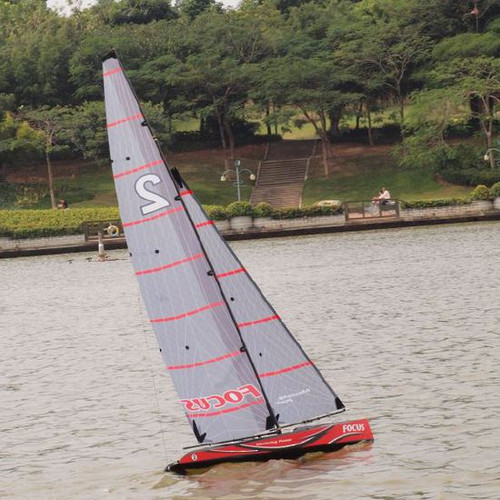 Joysway J8812 Focus V2 1 Meter RTR 2 4GHZ RC Sailboat