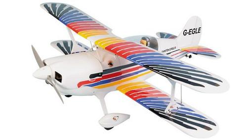 Seagull SEA104 Christen Eagle II (Bi-Plane)  Size 75-91 span 1370mm