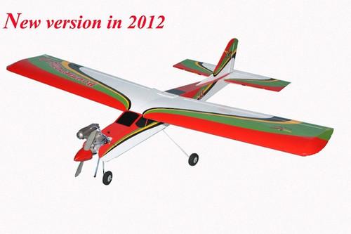 Seagull SEA27 Boomerang Trainer ARF Size 40-46 Cu In - 2 Stroke (Version II 3 In 1 )