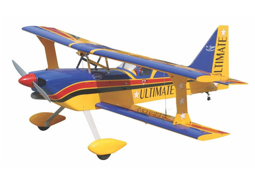 Seagull SEA50 Ultimate Bi-Plane (90-120)  Sport/Scale
