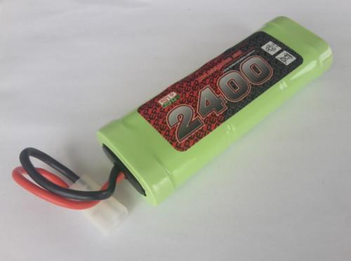 EP 7.2V NiMh 2400mAH Battery with Tamiya Connector