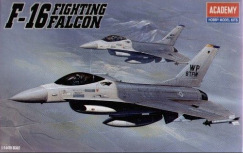 Academy 1/144 F-16 Fighting Falcon Model Kit