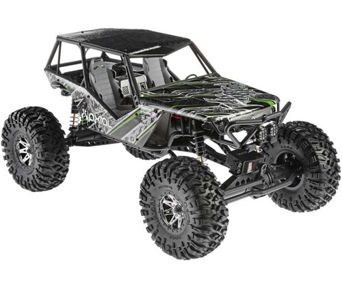 Axial AXID9018 1/10 Wraith 4WD RC Rock Racer Brushed RTR