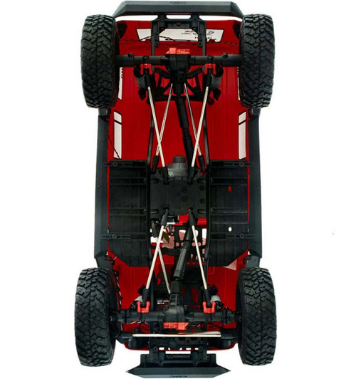 Axial AXID9060 1/10 SCX10 II 2017 Jeep Wrangler Unlimited CRC Brushed RC  Rock Crawler 4WD RTR