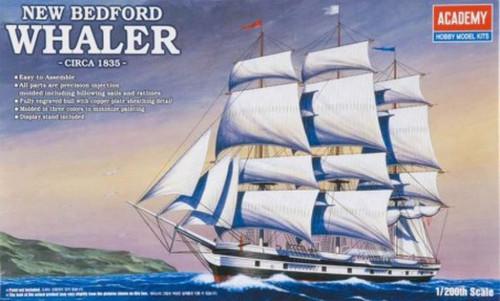 Academy 1/200 New Bedford Whaler Model Kit