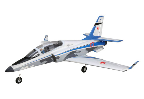 E-Flite EFL7750 Viper 70mm EDF RC Jet BNF Basic with AS3X and SAFE Select