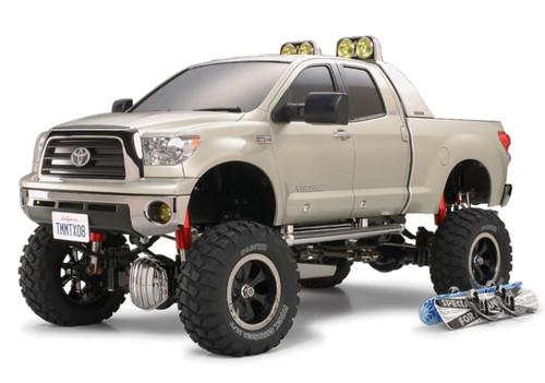 Tamiya 1/10 Toyota Tundra Hi-lift RC Truck Kit 58415