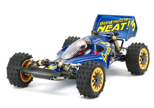 Tamiya 1/10 Avante 2011 4WD RC Buggy Race Kit 58489