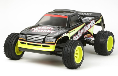 Tamiya 1/10 Stadium Thunder 2012 RC Car Kit 58524