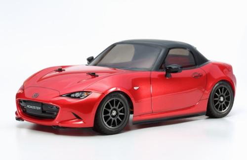 Tamiya 1/10 M-05 Mazda MX-5 M-Chassis RC Car Kit 58624