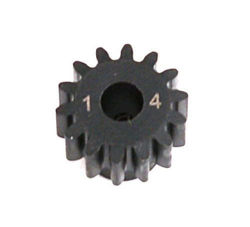 Losi LOSA3574 1.0 Module Pitch Pinion Gear: 14 Tooth
