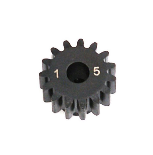 Losi LOSA3575 1.0 Module Pitch Pinion Gear: 15 Tooth