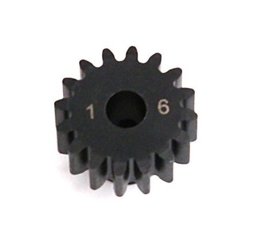 Losi LOSA3576 1.0 Module Pitch Pinion Gear: 16 Tooth