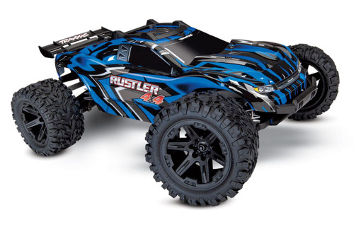 Traxxas 67064-1 Rustler 4WD RC Stadium Truck RC Hobbies NZ