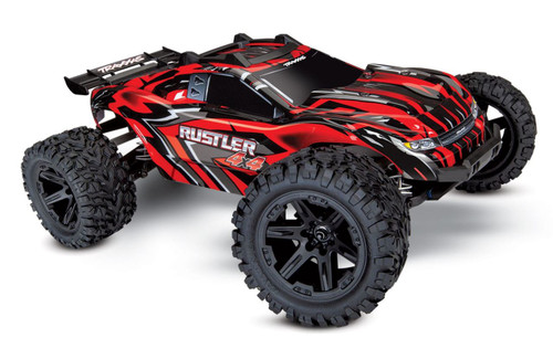 Traxxas 67064-4 Rustler 4WD RC Stadium Truck RC Hobbies NZ
