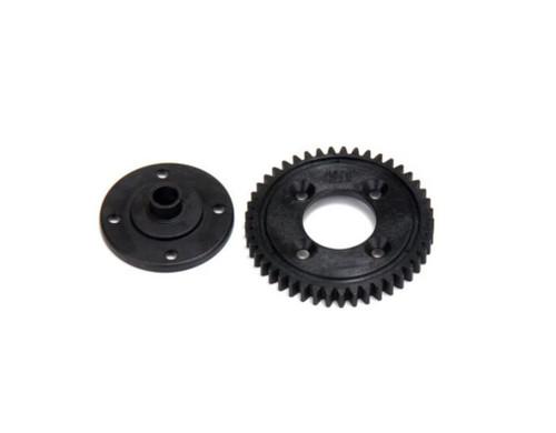 Losi LOSA3562 45T Spur Gear, Plastic: 8E 2.0