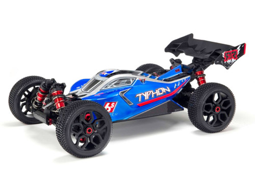Arrma 1/8 Typhon 6S BLX 4WD RC Speed Buggy 96kph+ ARAD80BS