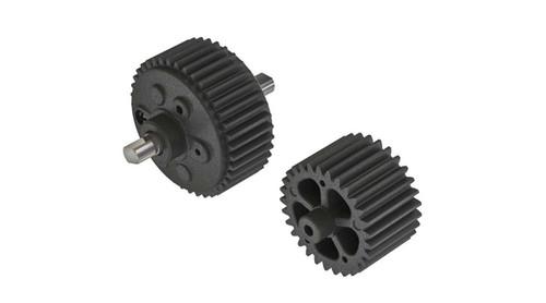 Arrma AR310765 Diff & Idler Gear Set: Voltage