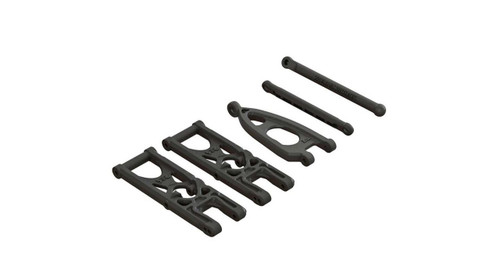 Arrma AR330431 Suspension Arm Set: Voltage