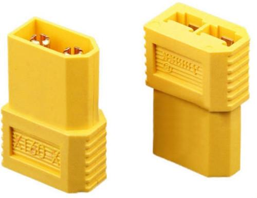 XT60 Male to Traxxas Female Battery Adapter RCP-034XT60-TRX