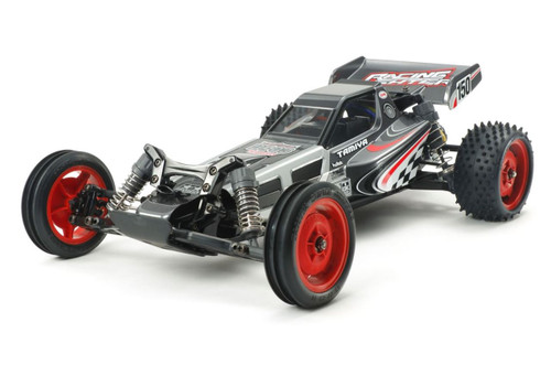 Tamiya 1/10 DT-03 Racing Fighter Black Edition RC Buggy 84435