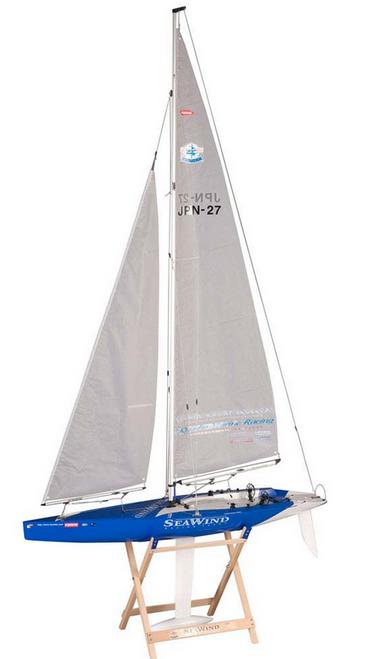 Kyosho 40462S Seawind Racing Yacht, Readyset