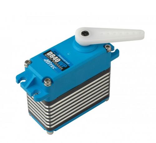 HiTec HS-D840WP 1/5 Scale Digital Programmable, Water Proof Large Servo. Torque 30 kg/cm 7.4V , Speed 0.11
