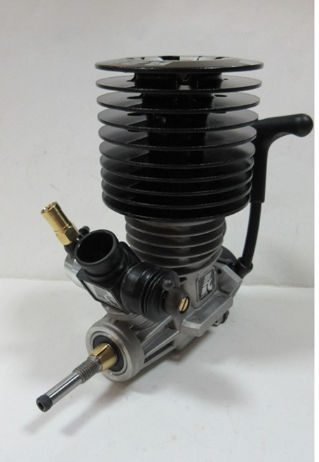 Force Models .28R 4P+2 Nitro Engine with pull start, for 1/8 Scale