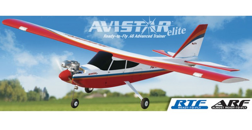 Great Planes Avistar Elite Trainer .46-55 GP/EP ARF