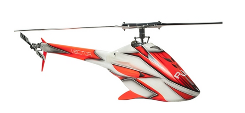NEW RJX 700 3D Speed 2019 Competition Limited Edition Kit RED