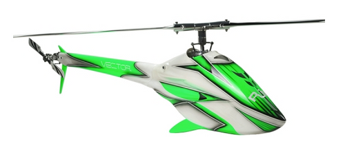 NEW RJX 700 3D Speed 2019 Competition Limited Edition Kit GREEN