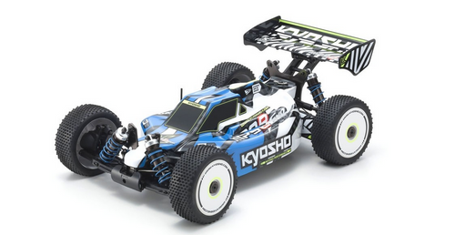 Kyosho 34106T Inferno MP9E Evo 1/8 Scale 4WD EP Buggy